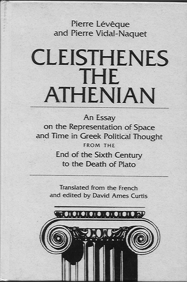 essays on cleisthenes Free essay: since the beginning of time, humans have found habits to dominate one another cleisthenes was a member of the alcmaeonid family.